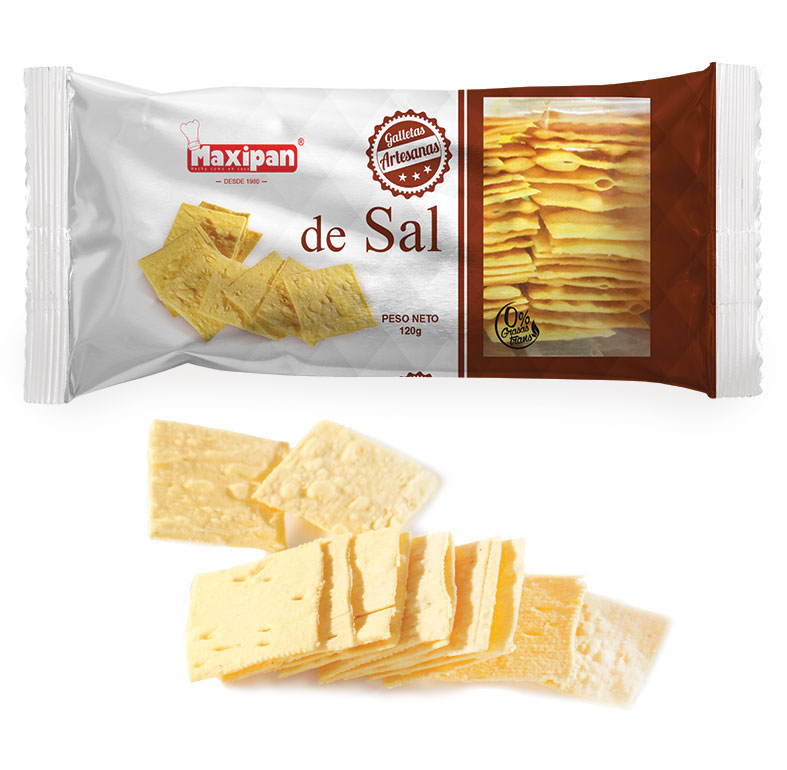 GALLETA DE SAL