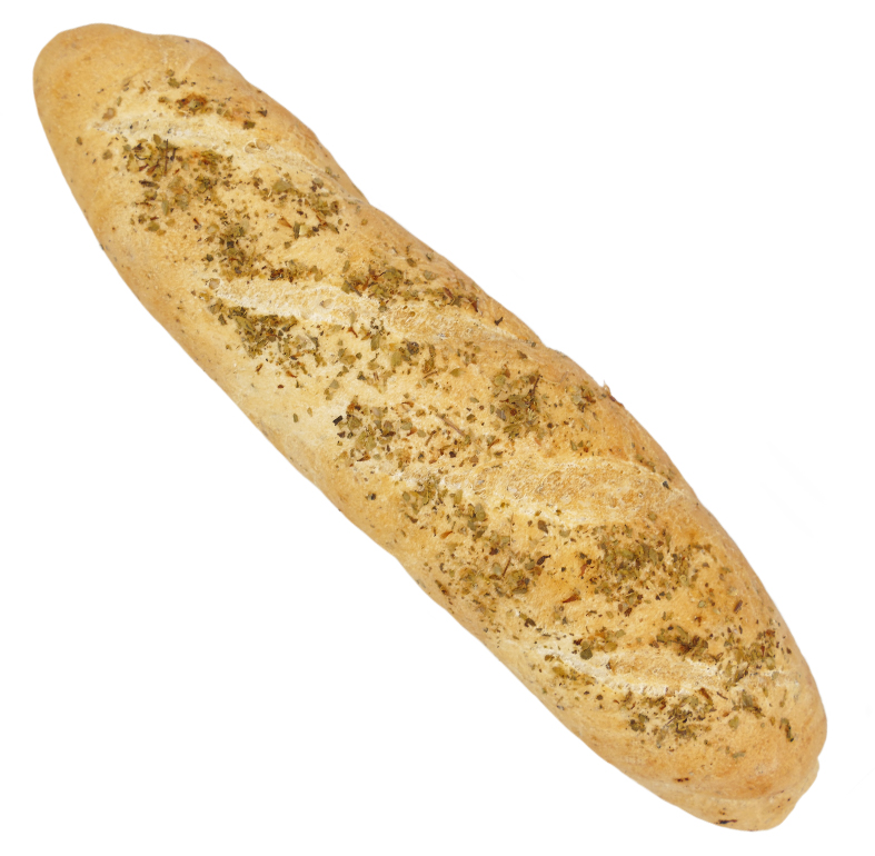 Mini baguette oregano