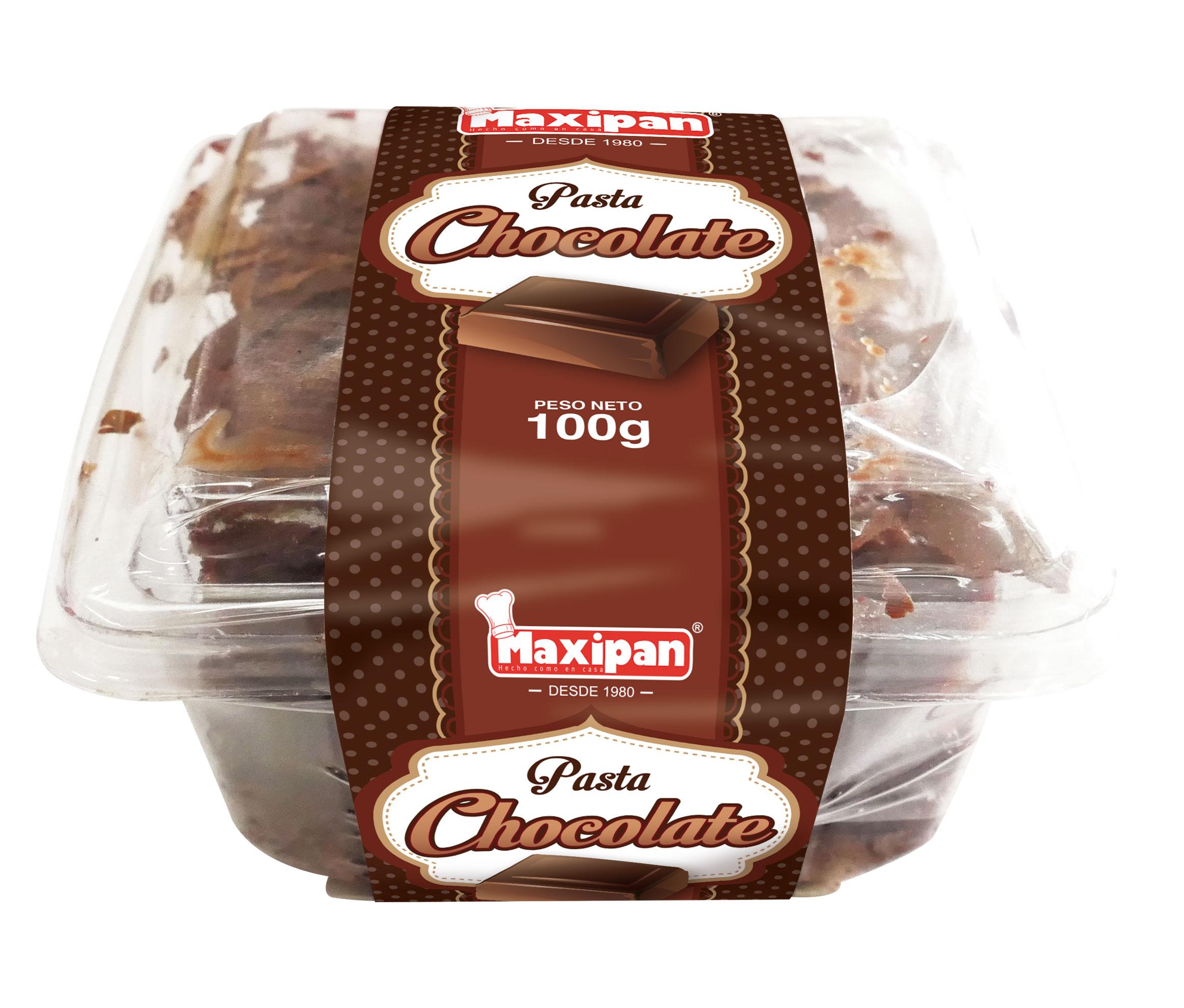 Pasta de chocolate