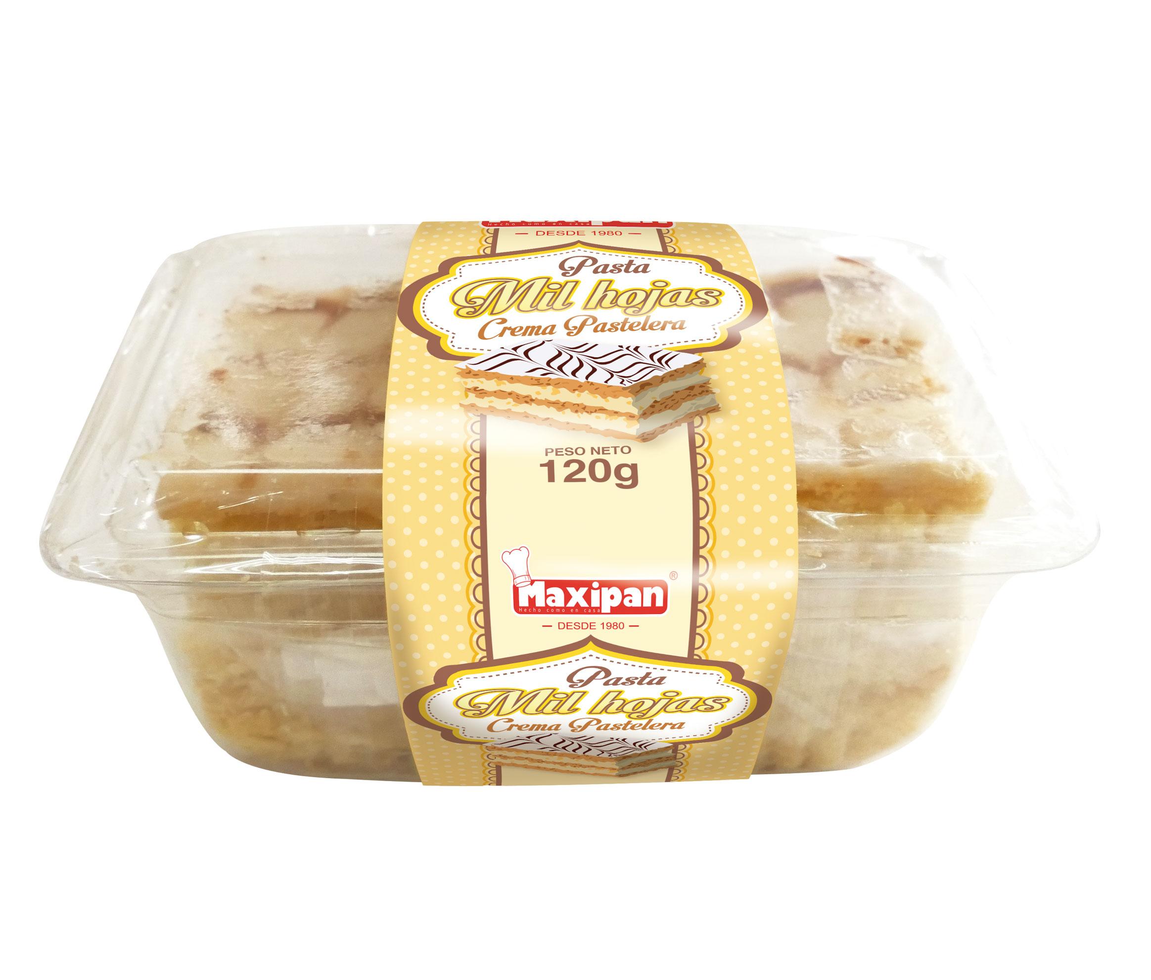 Pasta Mil Hojas