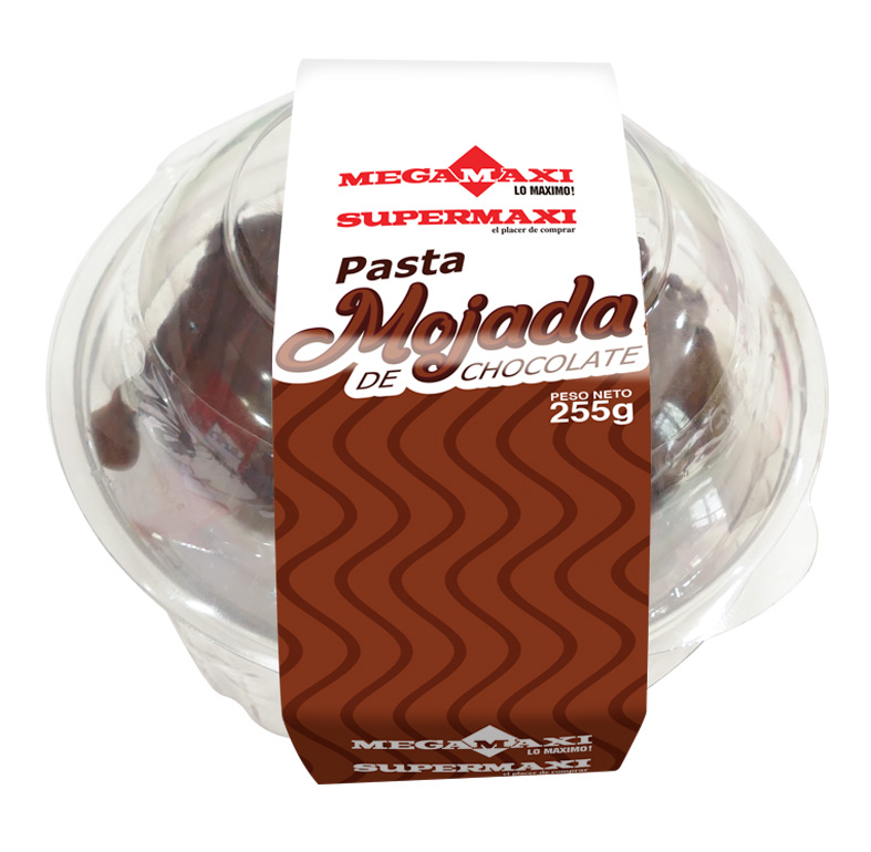 PASTA MOJADA DE CHOCOLATE