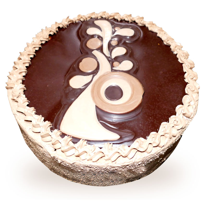 TORTA DELICIA GOTAS DE CHOCOLATE