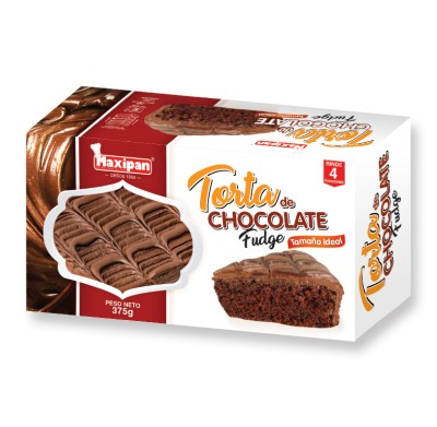 TORTA IDEAL CHOCOLATE FUDGE